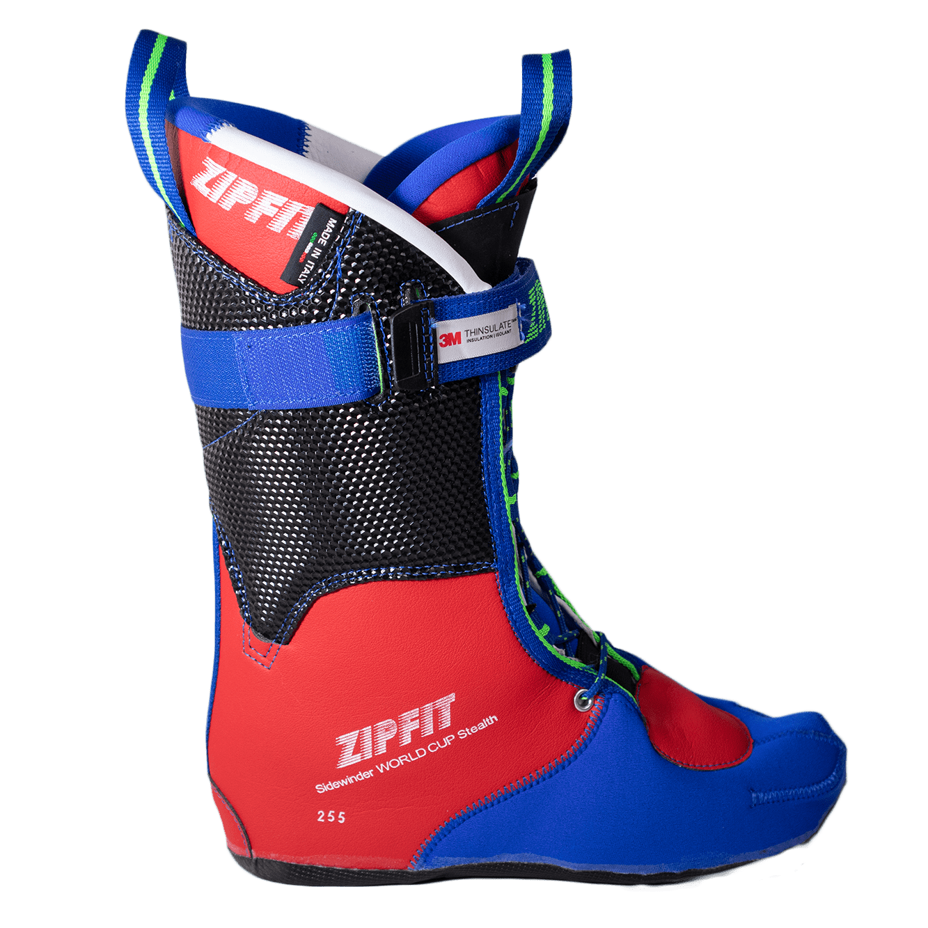 World Cup ski boot liners
